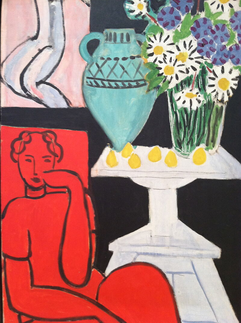 The Daises, 1939, Henri Matisse