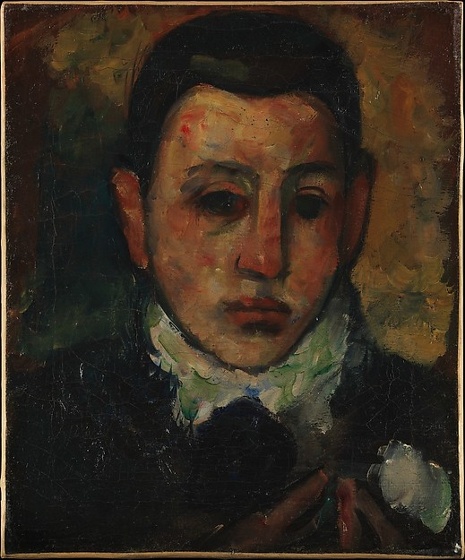 Self-Portrait at the Age of Nine