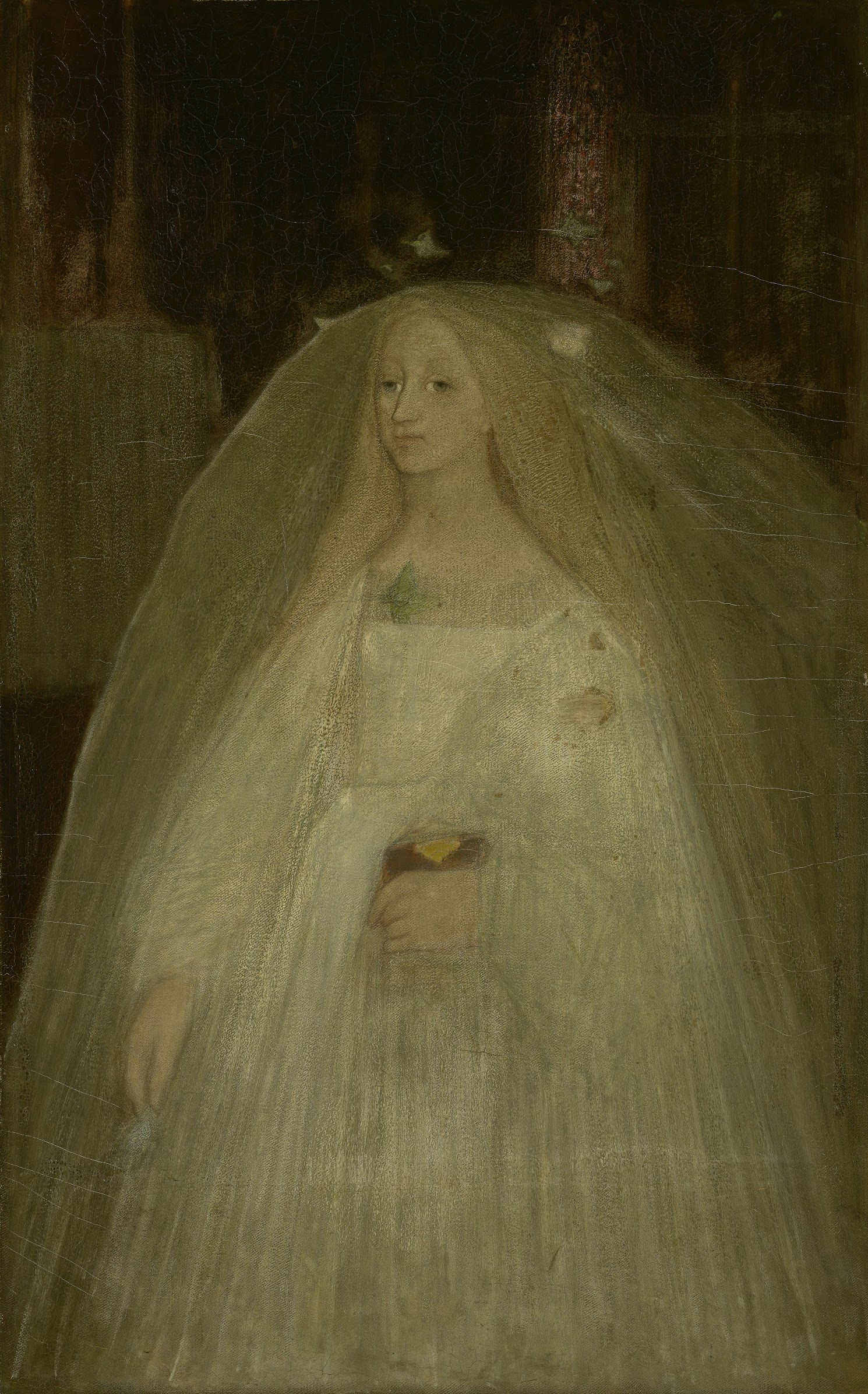 The Bride, 1869 — Matthijs Maris