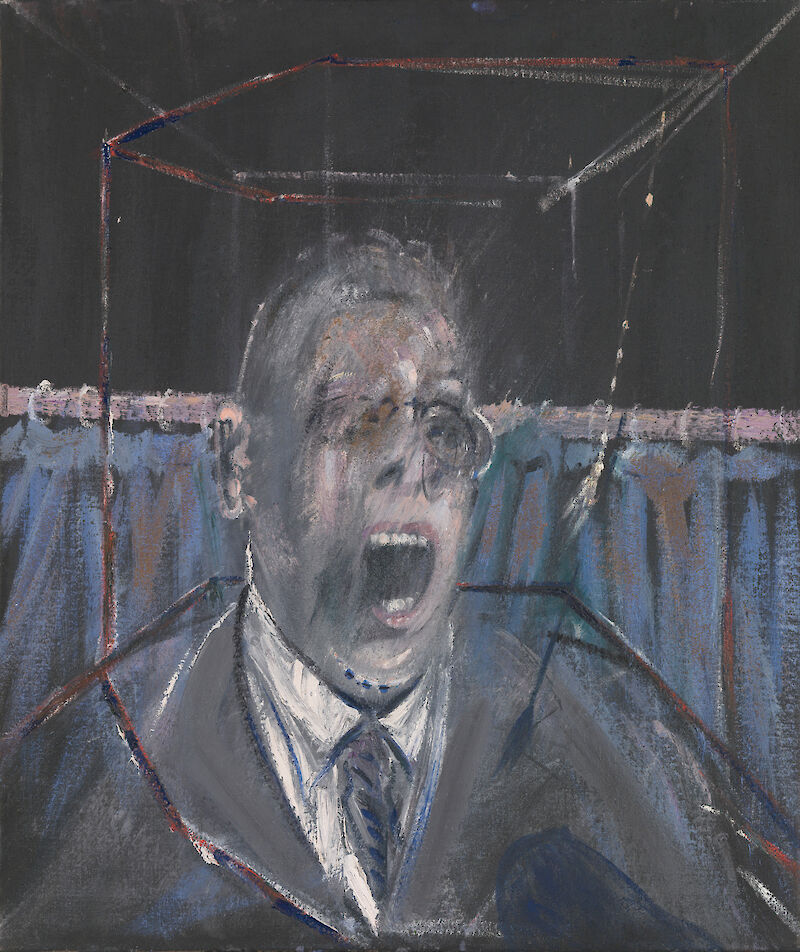 Study for a Portrait, 1952, Francis Bacon