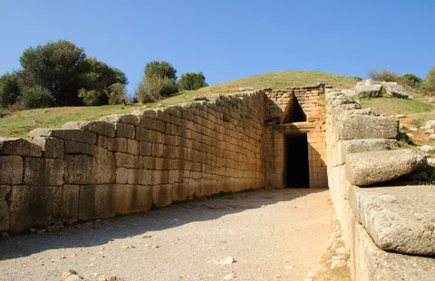The Tomb of Agamemnon/The Treasury of Atreus