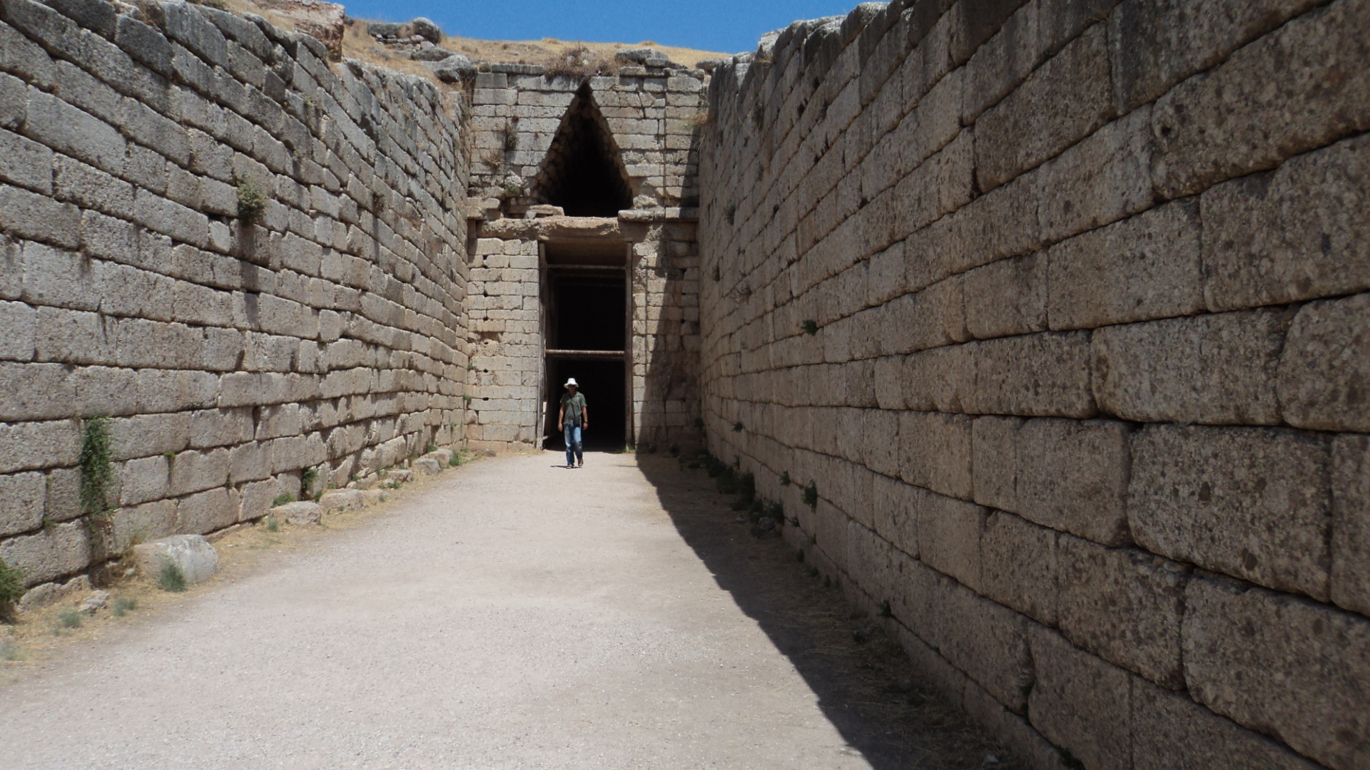The Tomb of Clytemnestra,  — Aegean Civilizations
