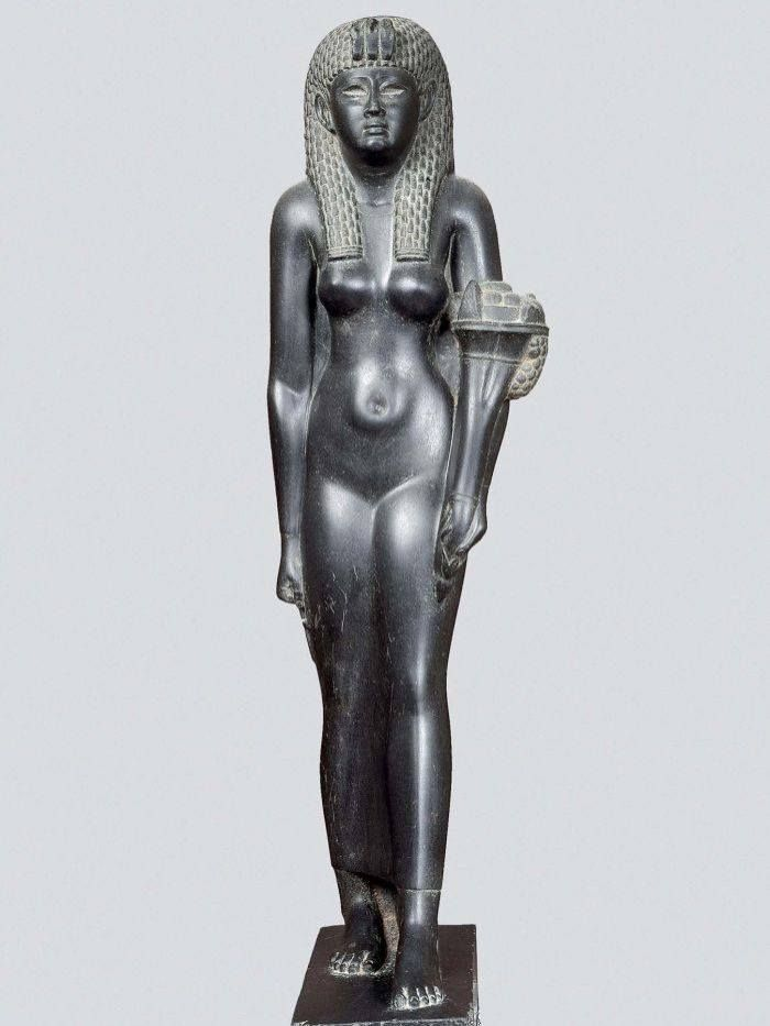 Sculpture of Cleopatra