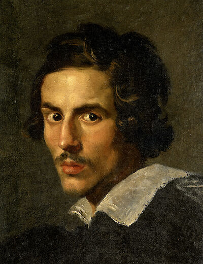 Portrait of Gian Lorenzo Bernini