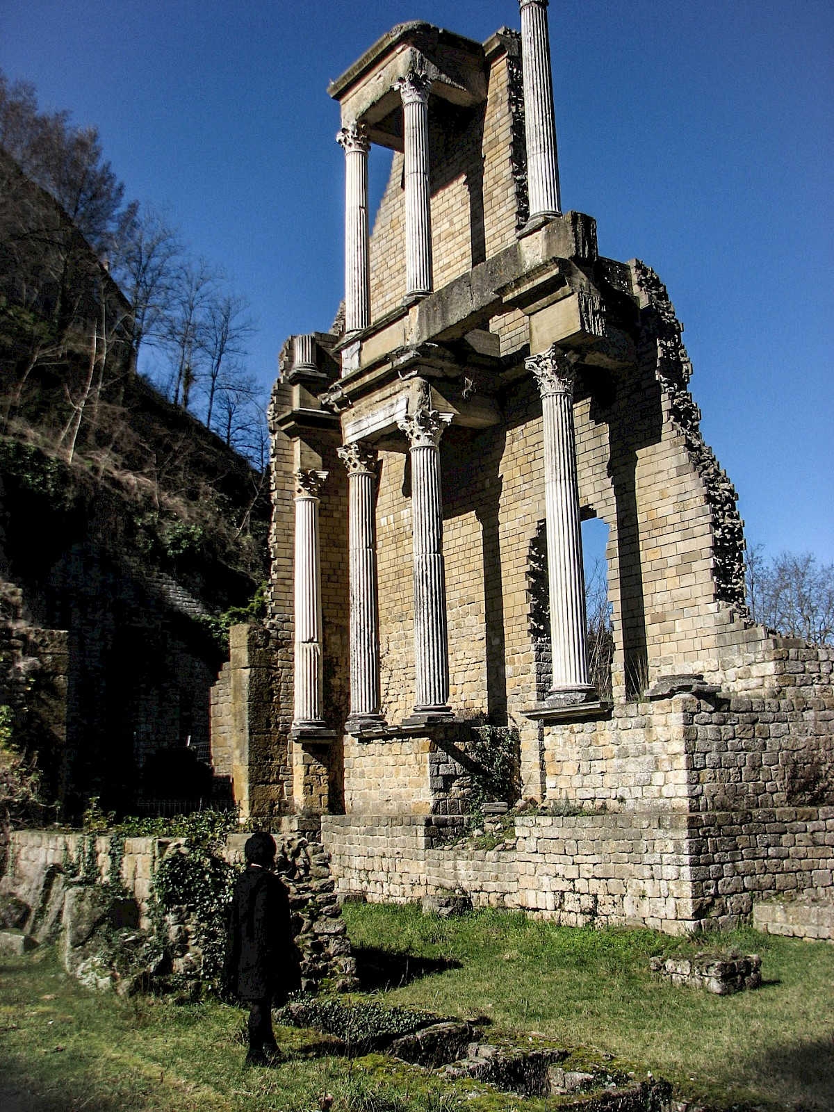 Volterra Theater, additional view