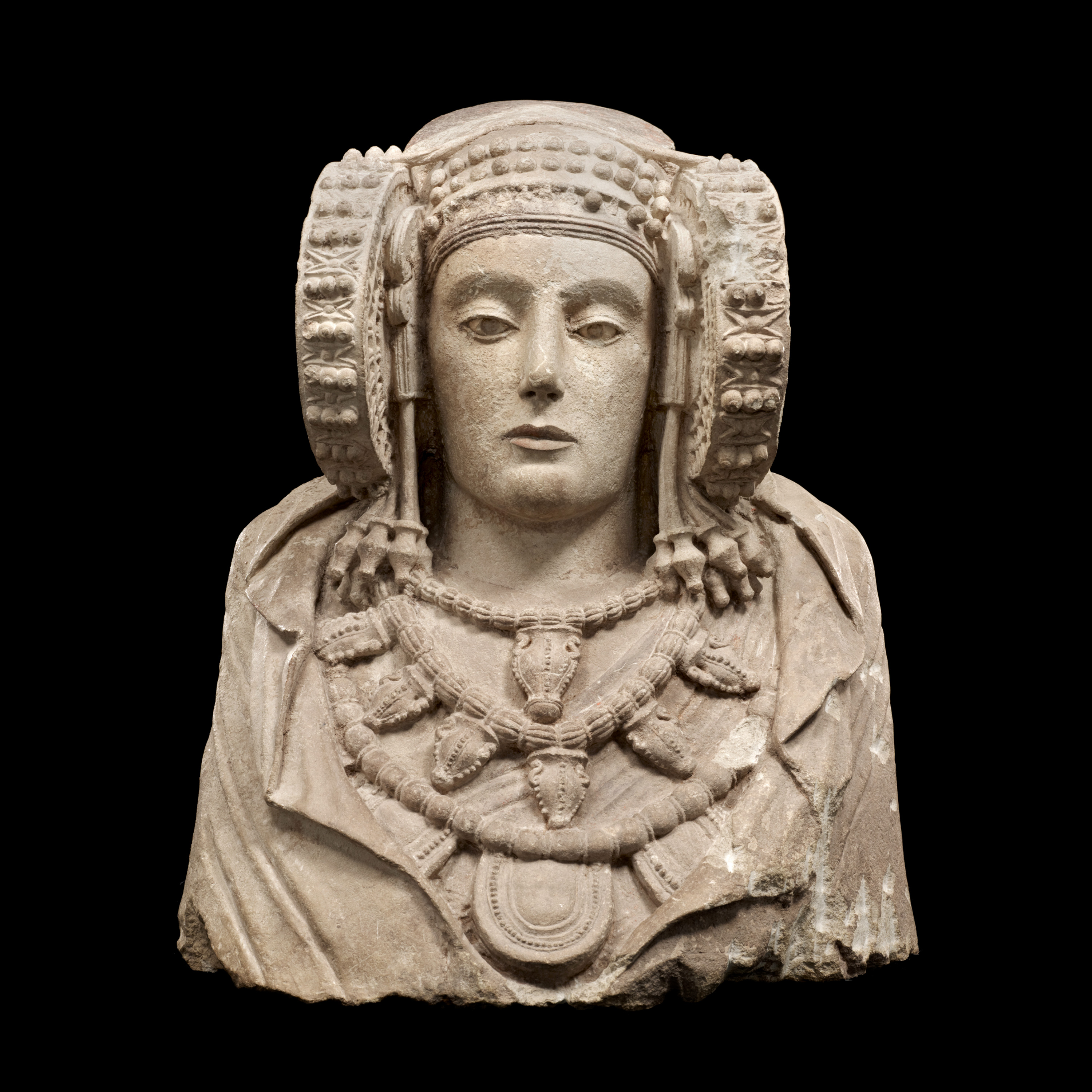 Lady of Elche, 499 BCE — The Iberians