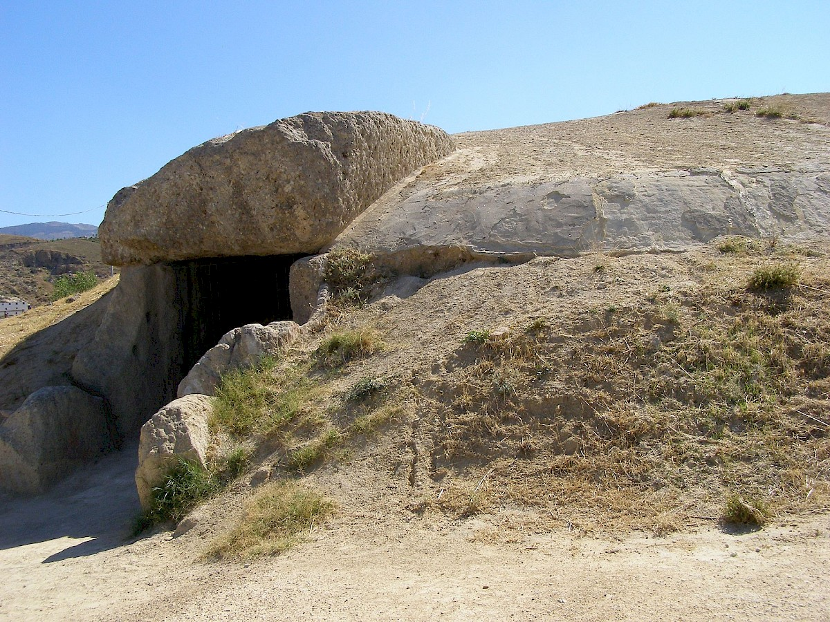 Dolmen of Menga, additional view