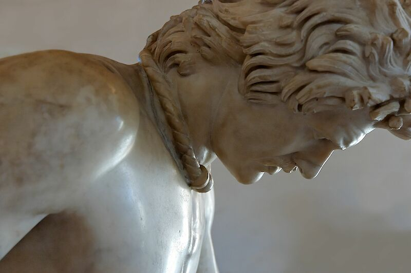 Dying Gaul, additional view