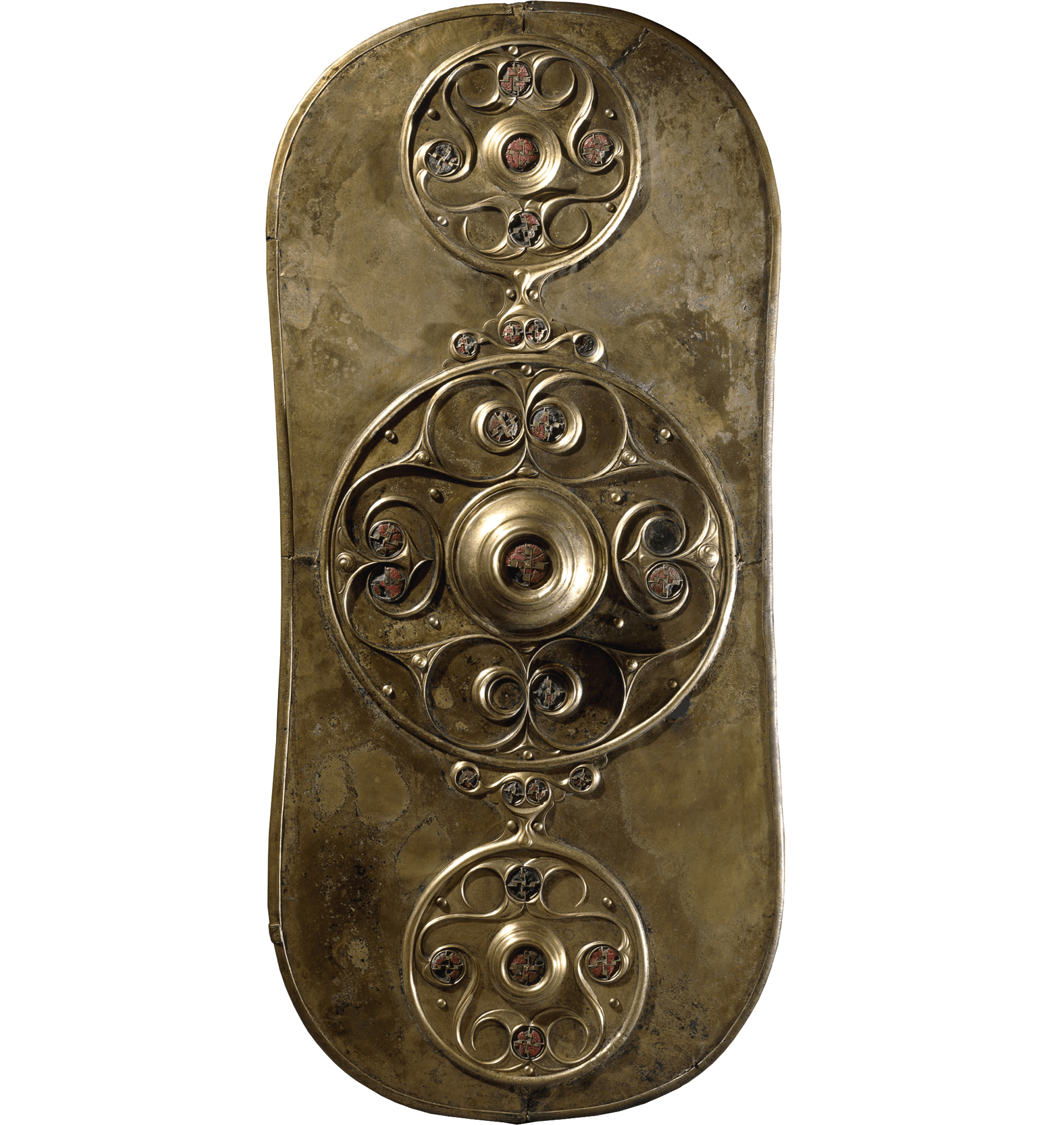 The Battersea Shield, 50 CE — The Celts
