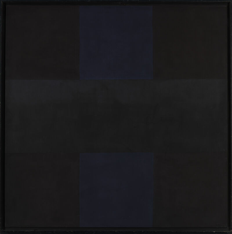 Abstract Painting no. 4, 1961, Ad Reinhardt