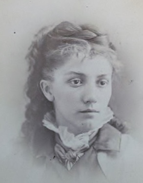 Portrait of Jennie Augusta Brownscombe