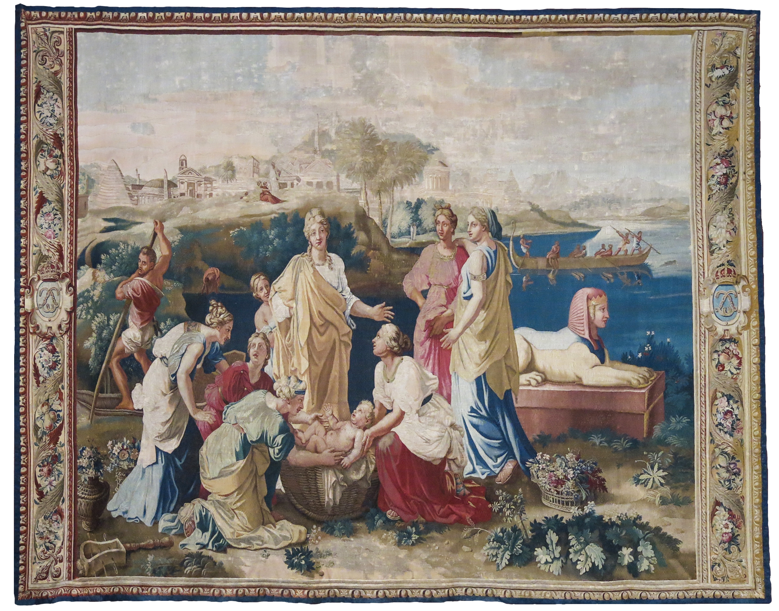 Fiding of Moses, 1689 — The Enlightenment