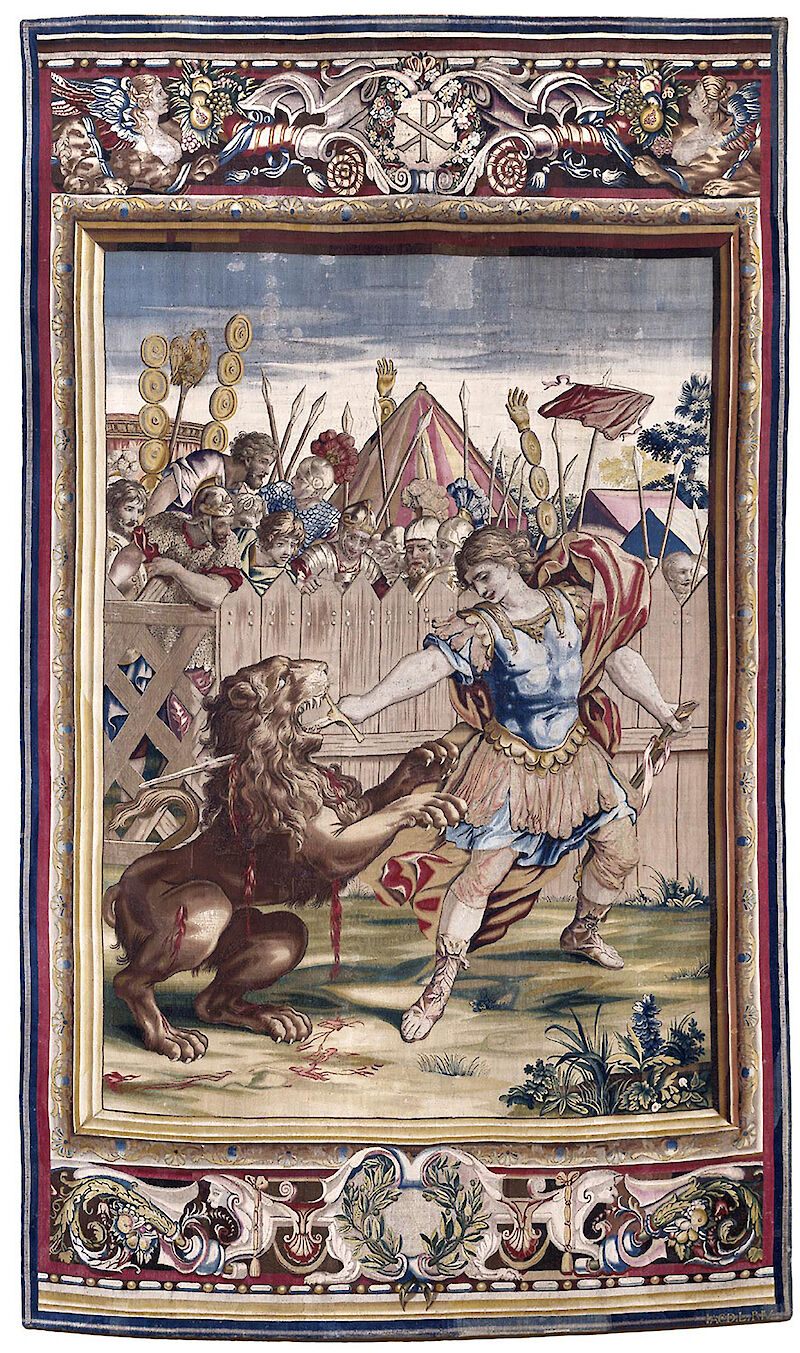 Death of Constantine, additional view