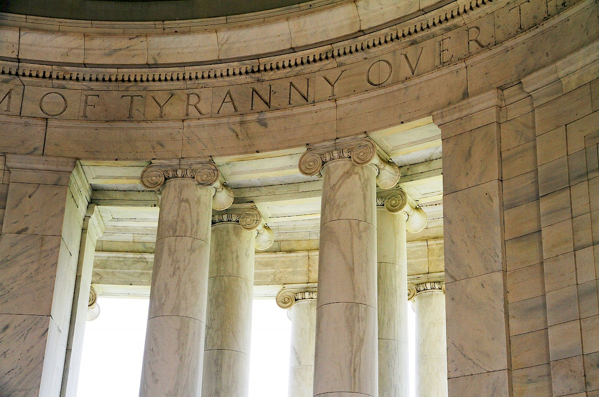 Jefferson Memorial, additional view