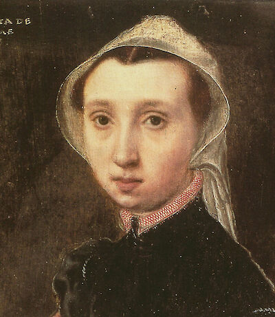 Portrait of Catharina van Hemessen