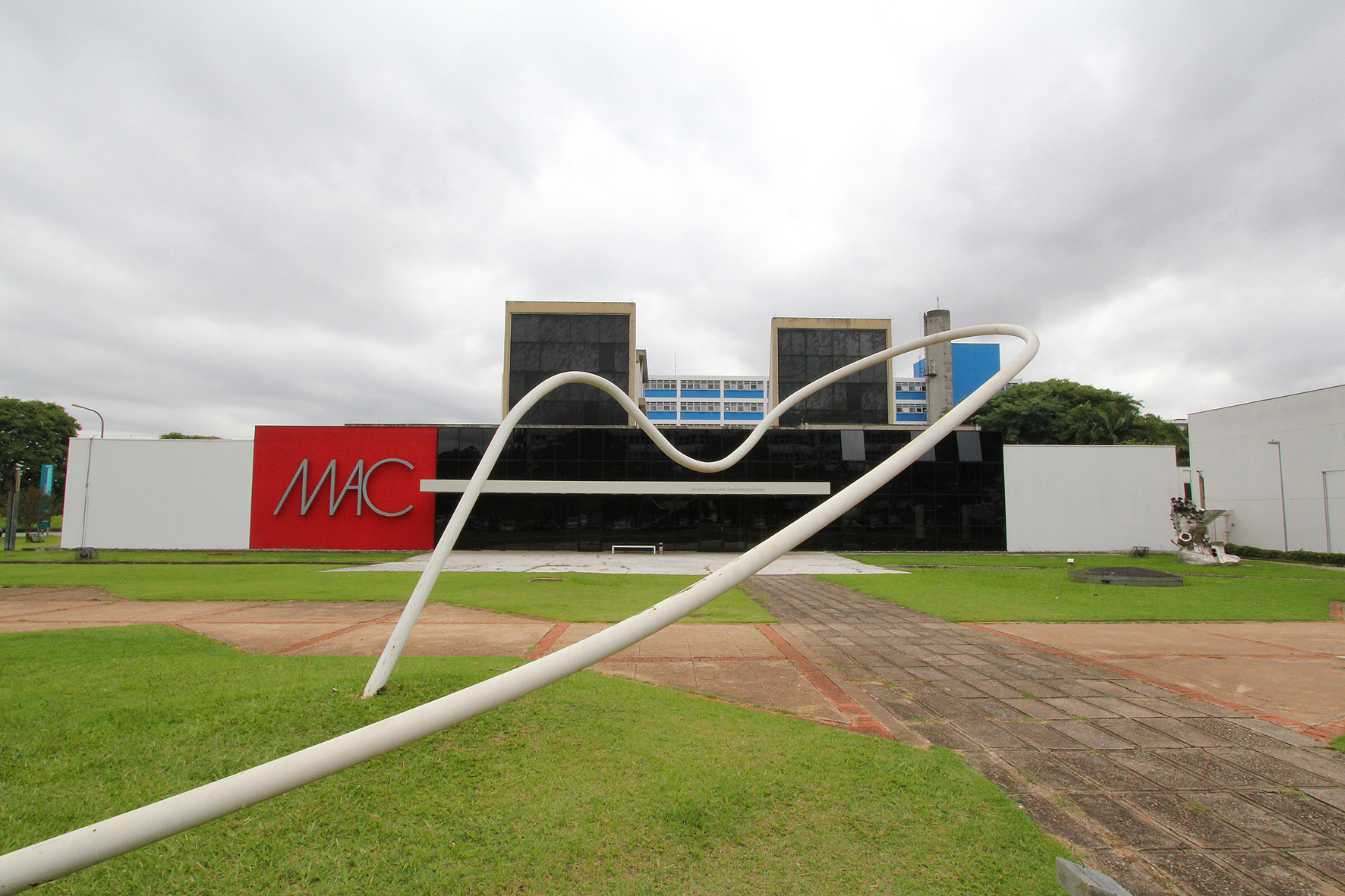 Museum of Contemporary Art, University of São Paulo, Brazil