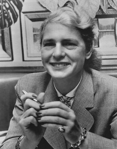 Portrait of Margaret Bourke-White