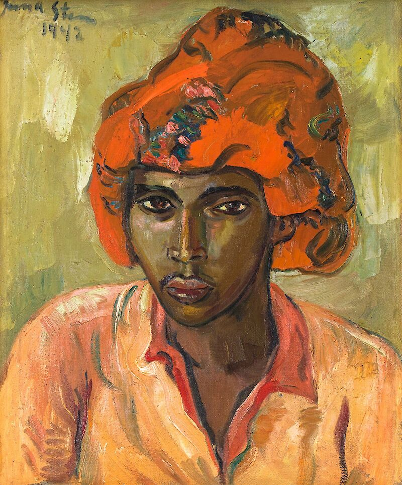 Portrait of Irma Stern