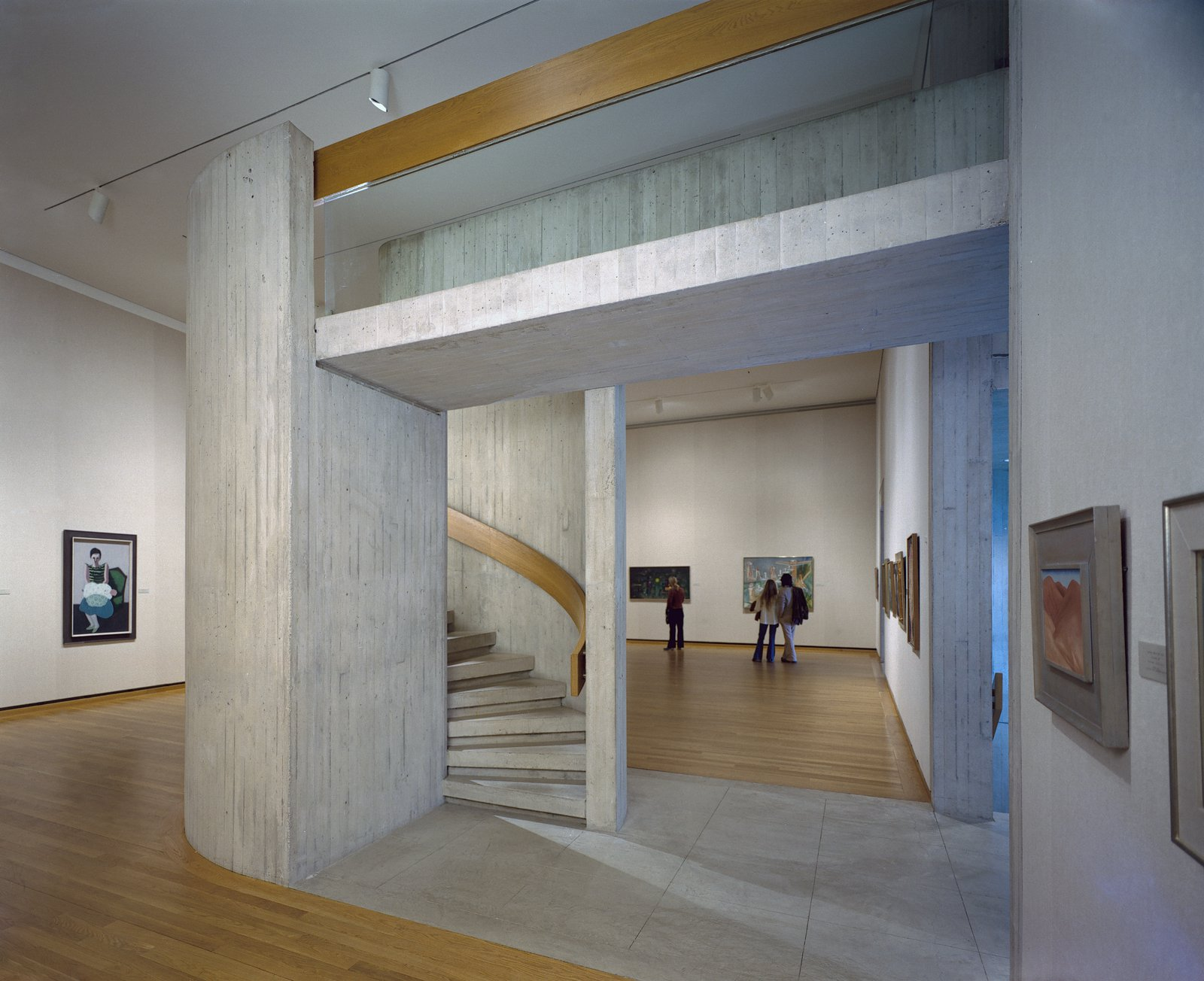 Herbert F. Johnson Museum of Art, Cornell University, United States
