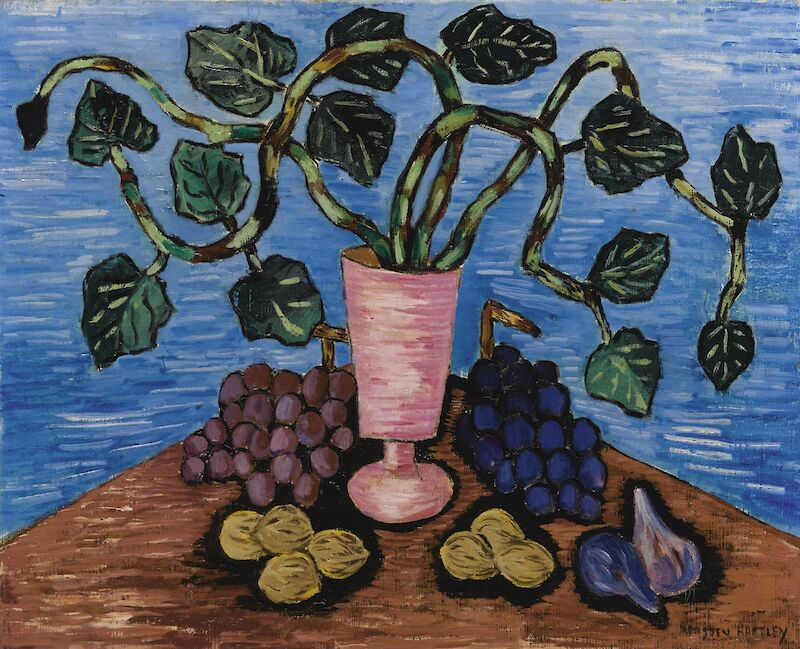 Ivy and Fruits, 1926, Marsden Hartley