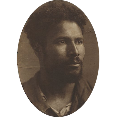 Portrait of William H. Johnson