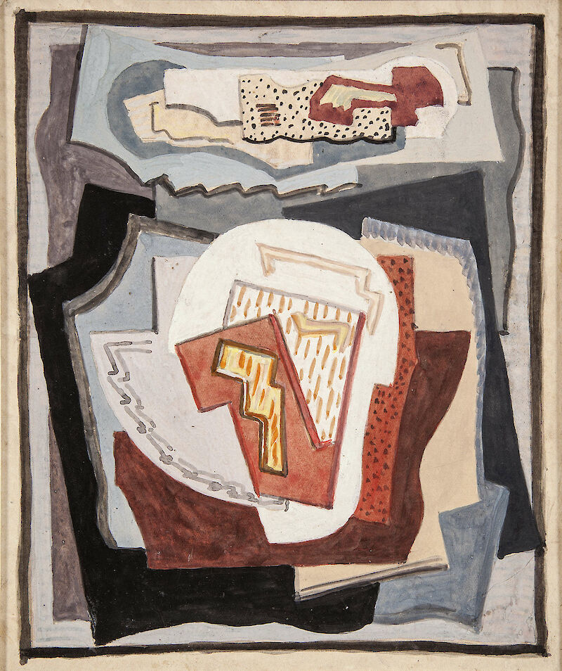 Composition, 1930, Mainie Jellett