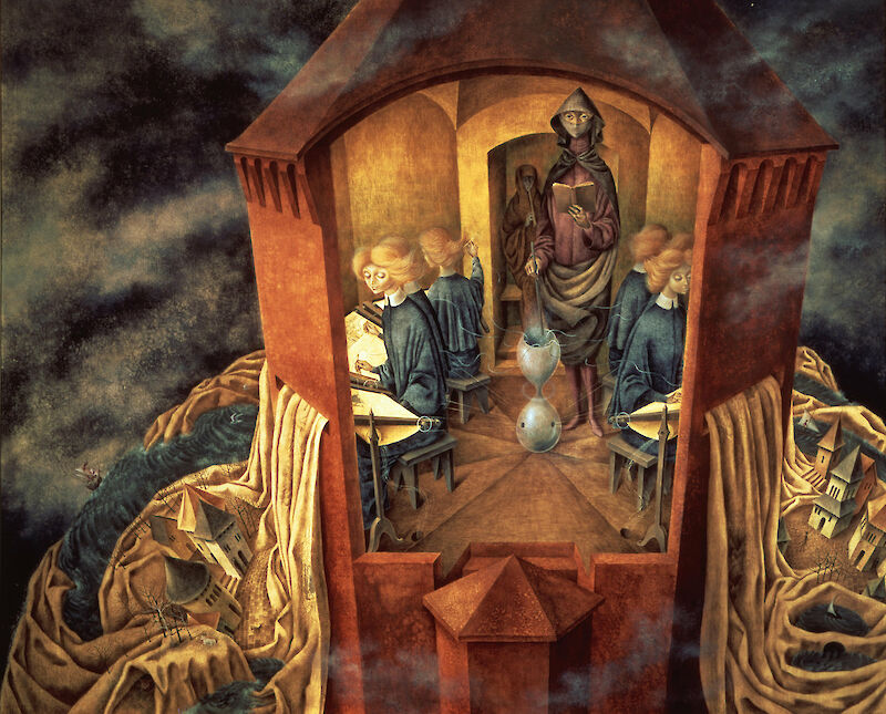 Portrait of Remedios Varo
