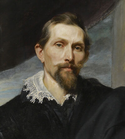 Portrait of Frans Snyders