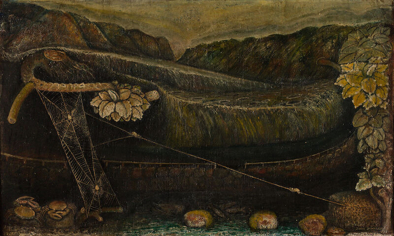 Spider's Web, 1940, John Dunkley