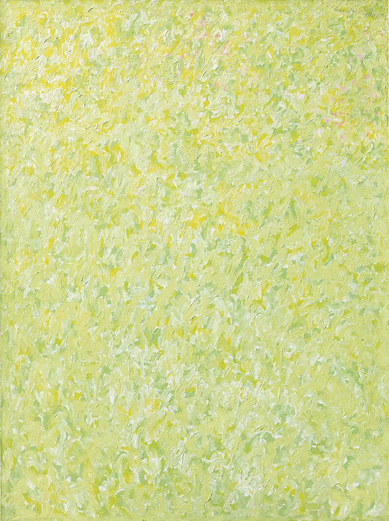 Abstraction No. 4, 1965, Beauford Delaney