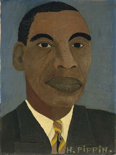 Portrait of Horace Pippin