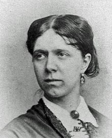 Portrait of Emma Sandys