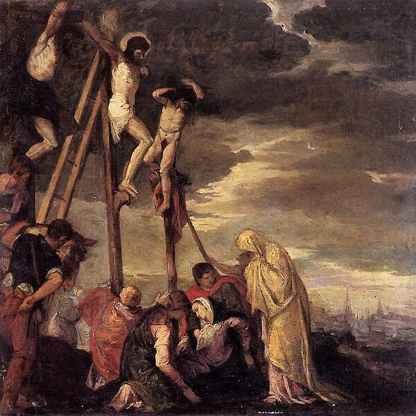 Calvary (After Veronese)
