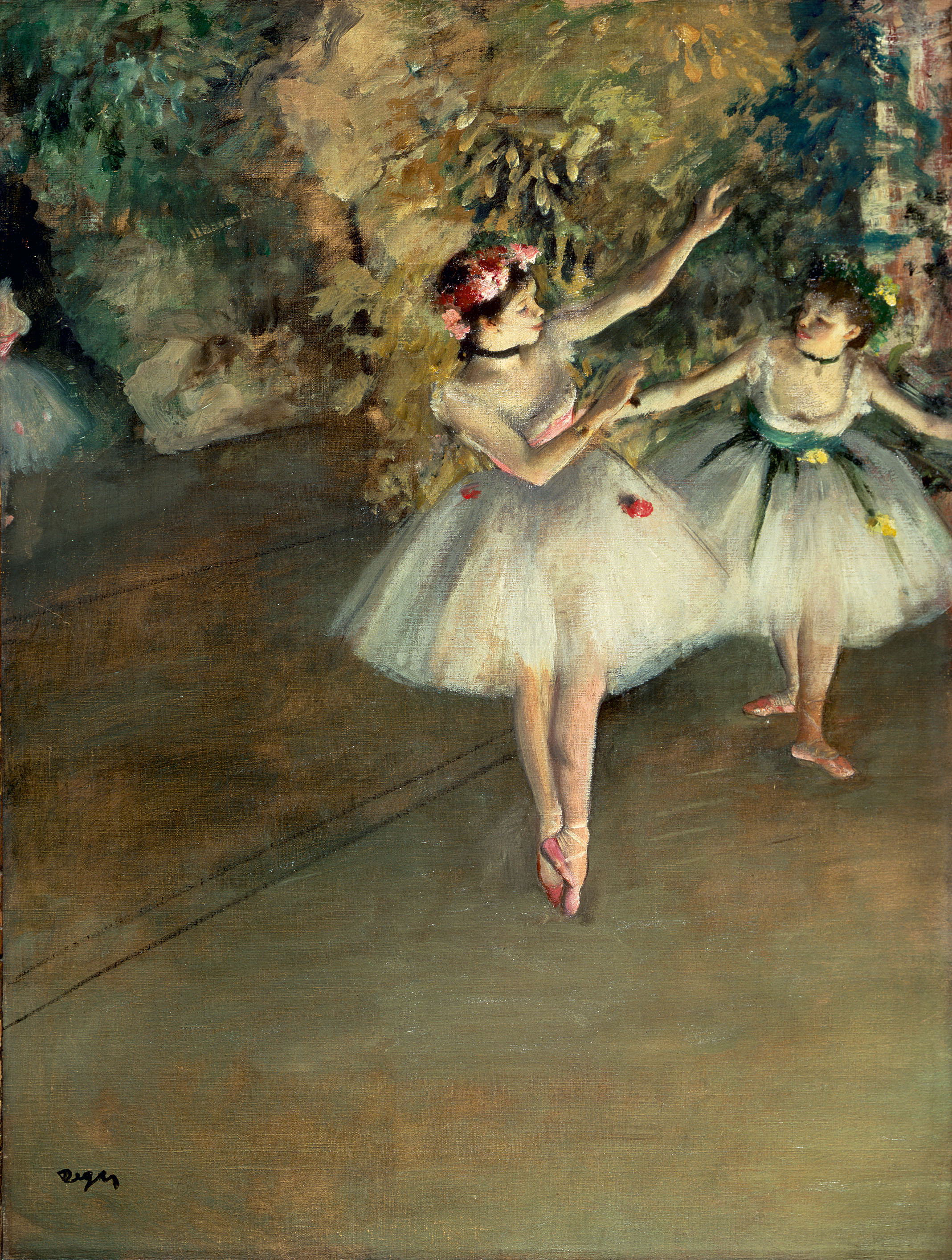 a biography of edgar de gas a french painter French painter and sculptor edgar degas (1834-1917) is considered to be one  of the major representatives of impressionism, due to his innovating composition .