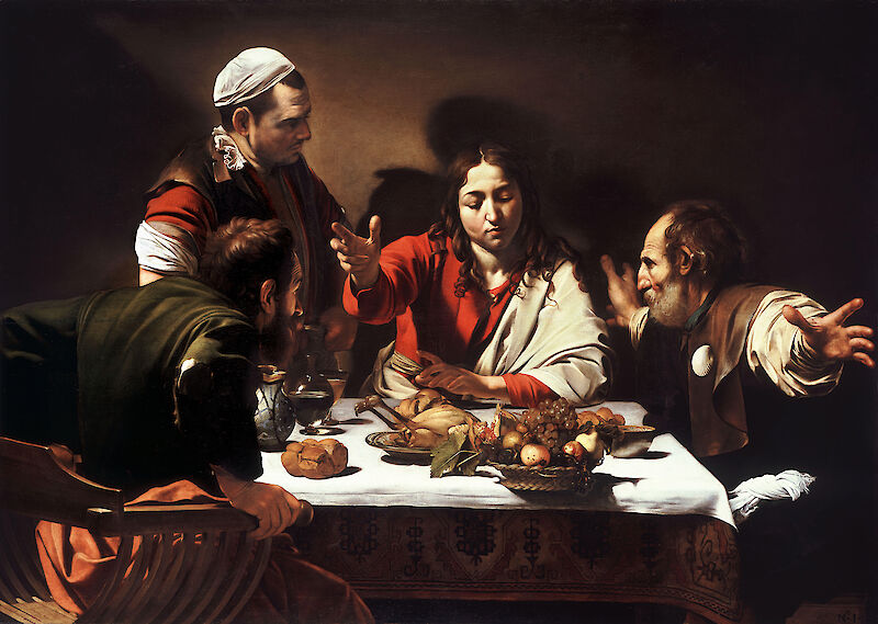Supper at Emmaus (1602)
