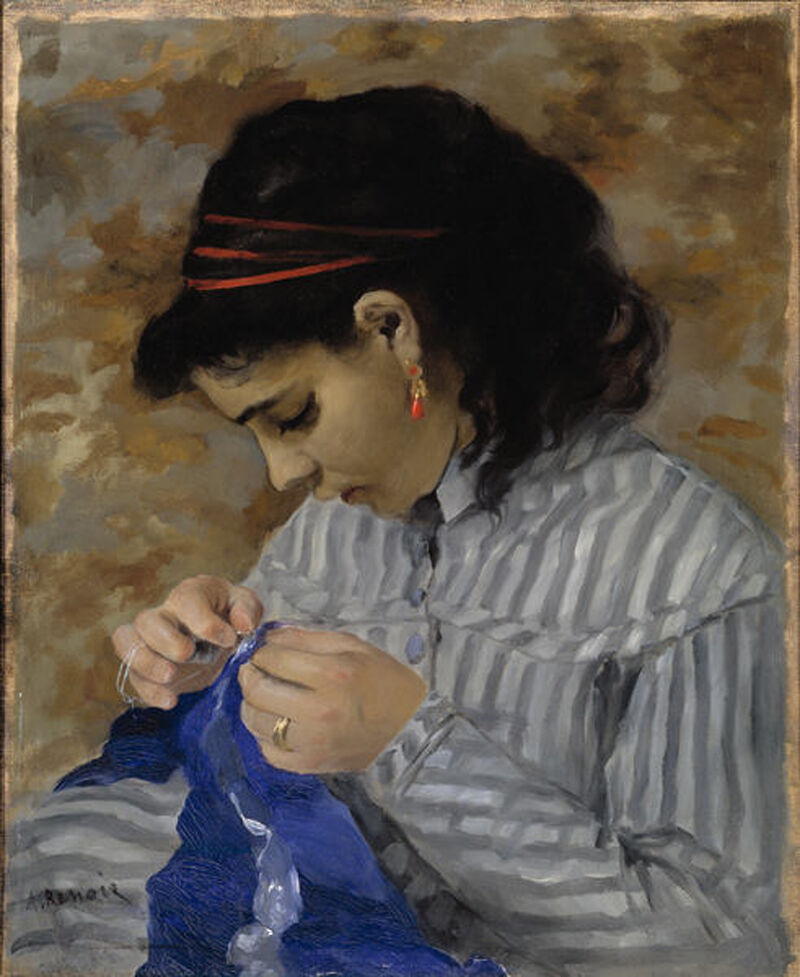 Lise Sewing