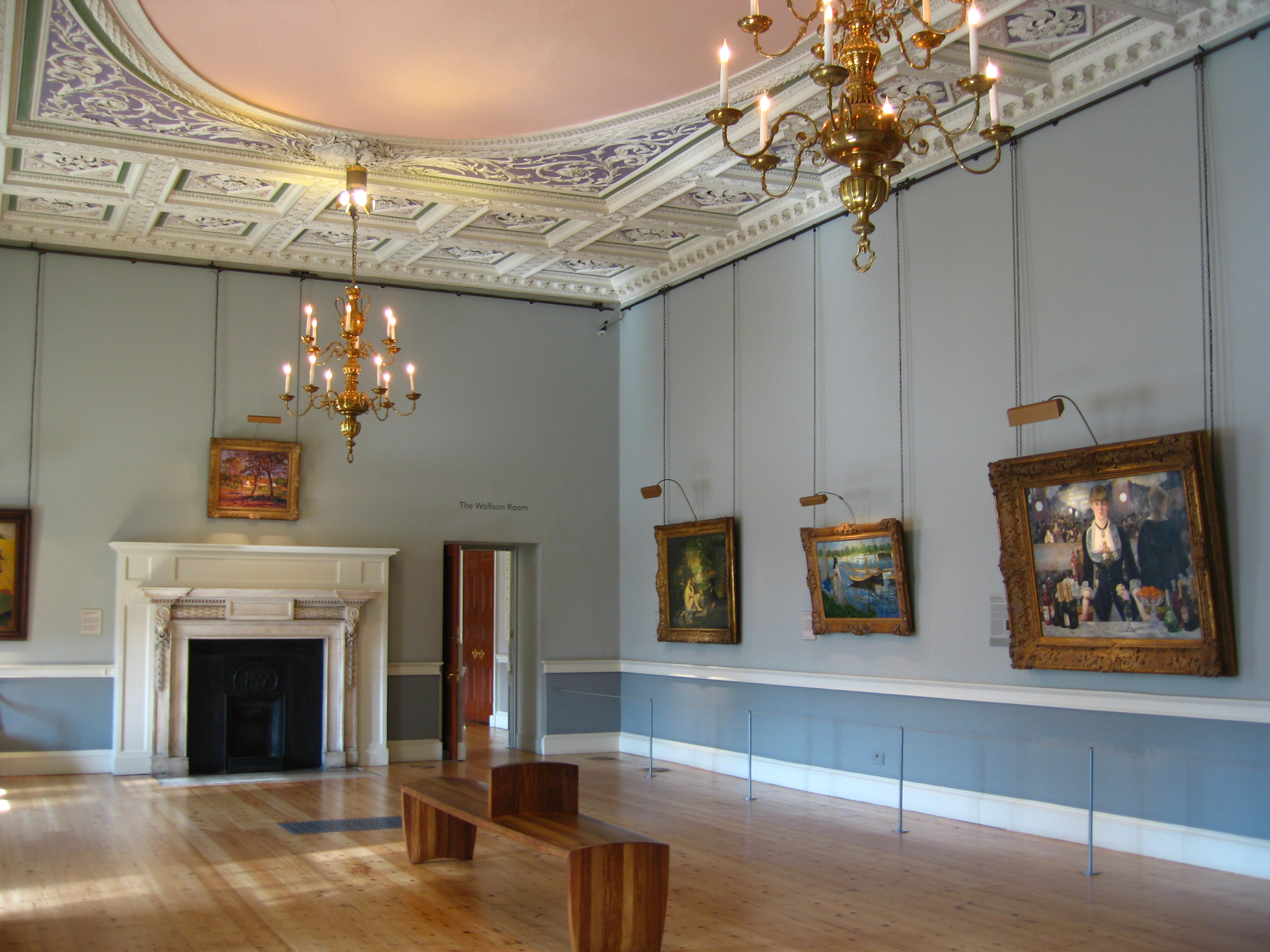 The Courtauld Gallery, London