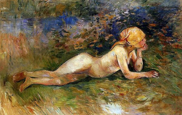 The Reclining Shepherdess
