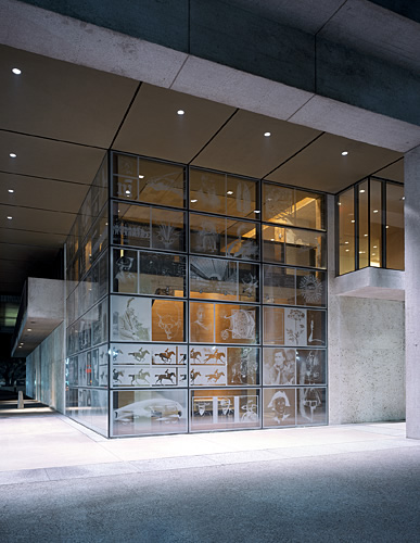 Harry Ransom Center, United States
