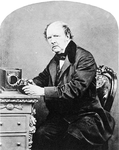 Portrait of William Henry Fox Talbot