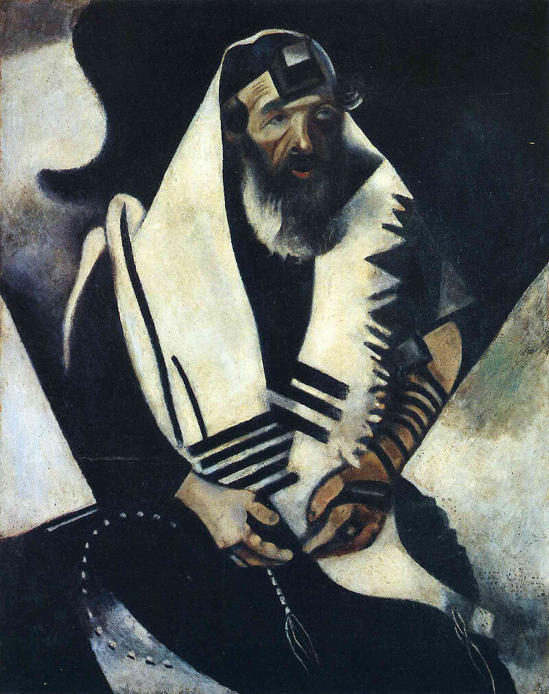 The Praying Jew (Rabbi of Vitebsk)