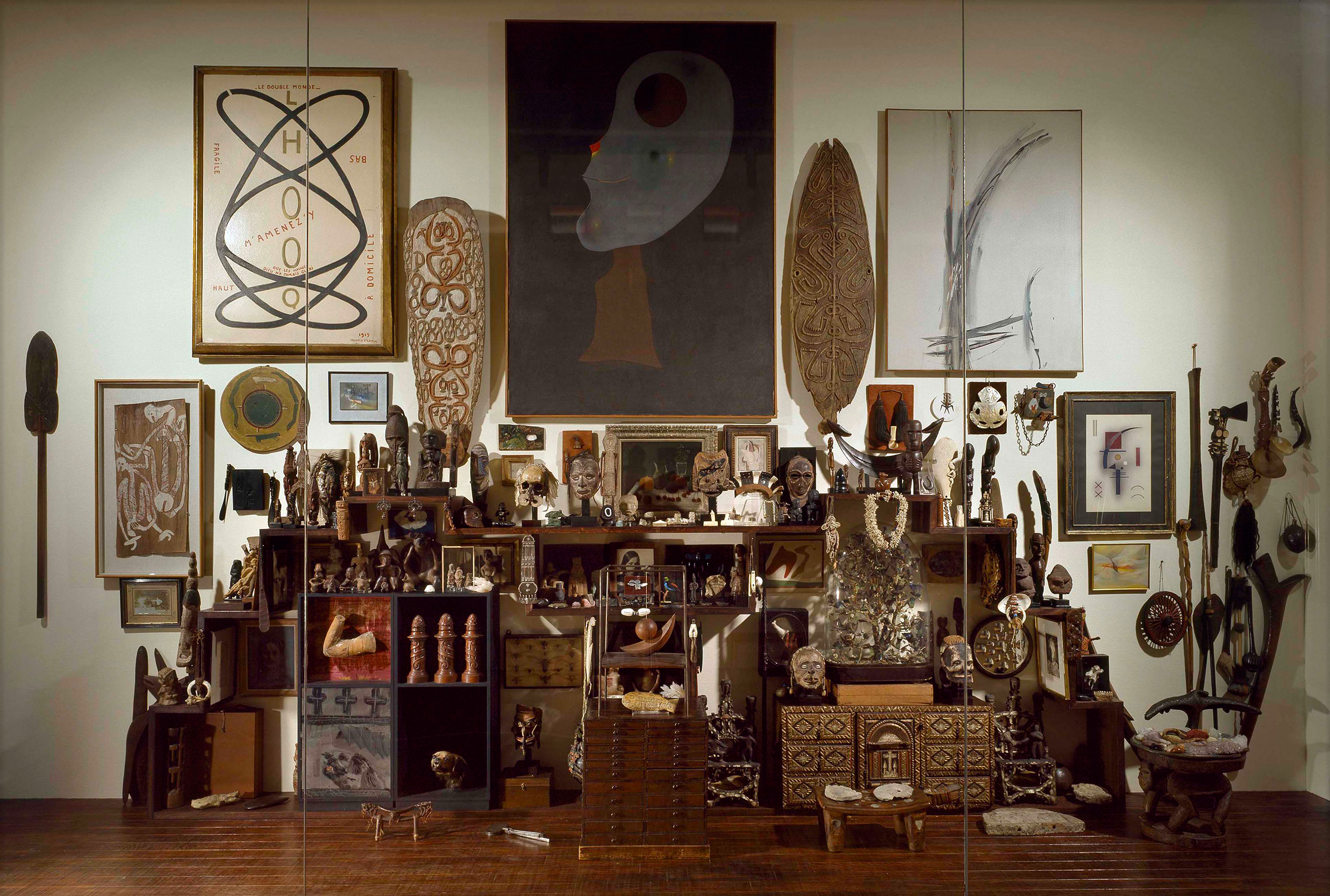 Collection of André Breton, Paris