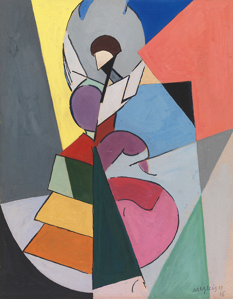Portrait of Albert Gleizes