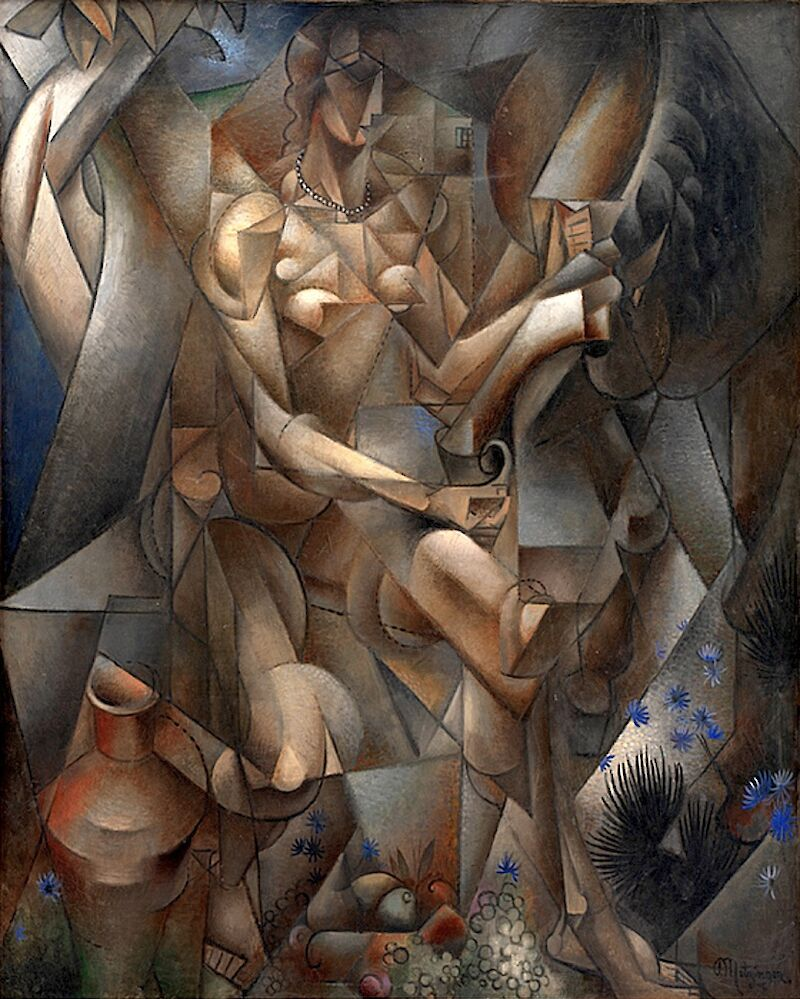 The Rider, 1912, Jean Metzinger