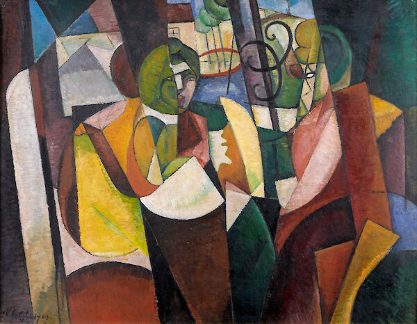 Women Sitting by a Window