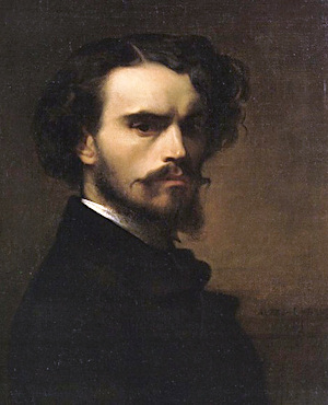 Portrait of Alexandre Cabanel