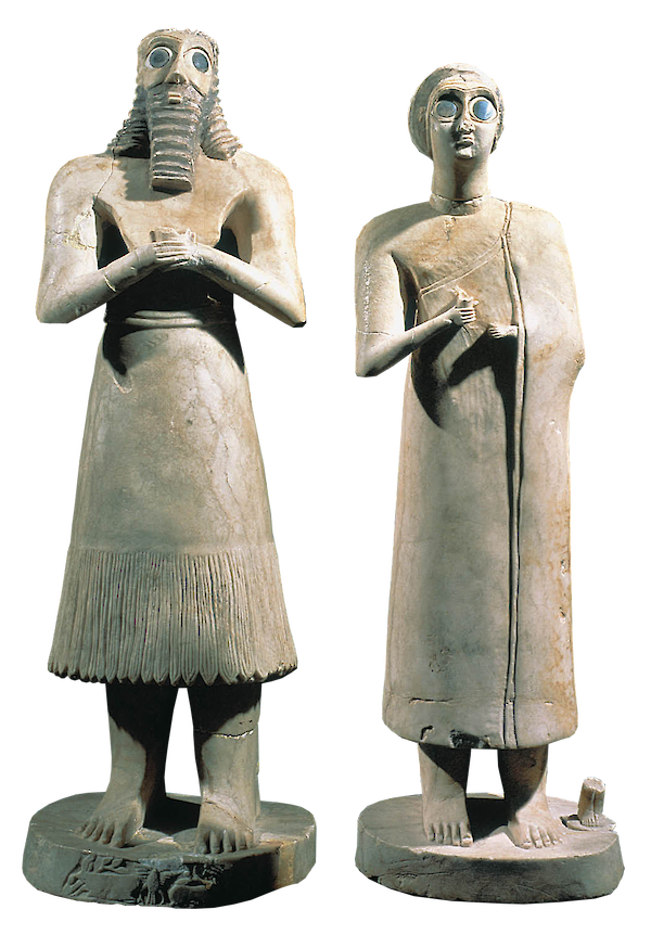 Votive Figurines from Eshnunna