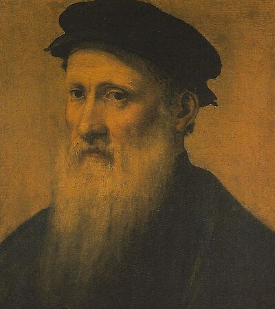 Portrait of Agnolo Bronzino