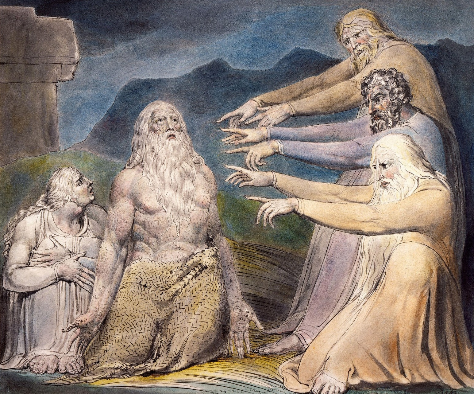 a biography of william blake William blake biography - william blake was born on november 28, 1757 in london, the third of five children his father james was a hosier, and co.